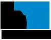 Üveges, üvegezés Logo