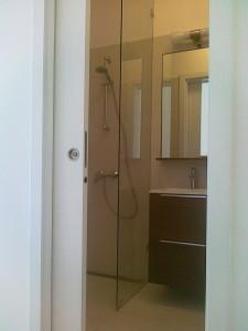 Ibiza üveg zuhanyfal 4. fotó |Üvegman Kft.