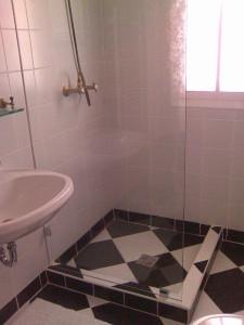 Ibiza üveg zuhanyfal 3. fotó |Üvegman Kft.