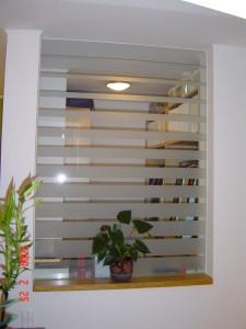 Ibiza üveg zuhanyfal 2. fotó |Üvegman Kft.