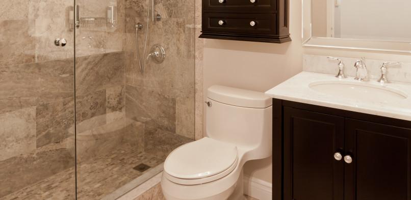 10 hatékony ötlet kis fürdőszobák számára
